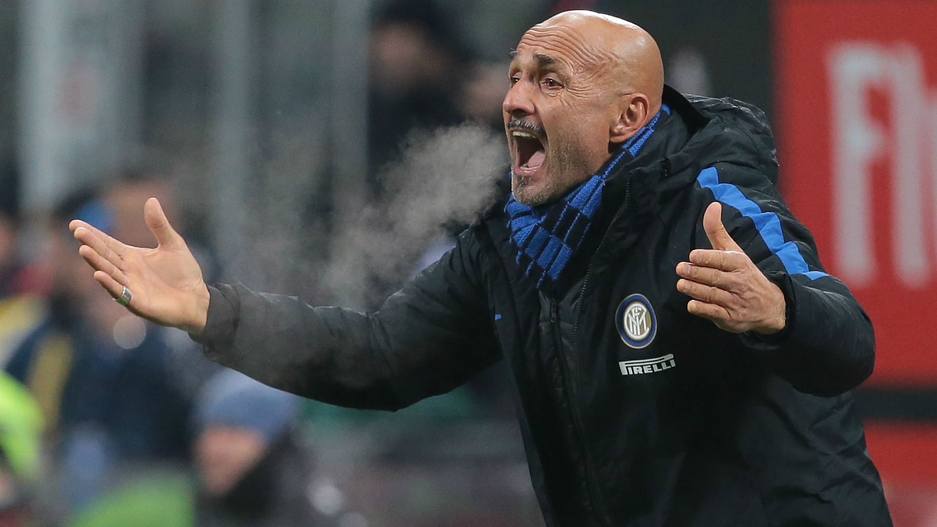 Luciano Spalletti can leave Zenith 75