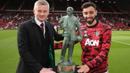 Will it be all smiles for Ole Gunnar Solskjaer and Bruno Fernandes at Manchester United this season?