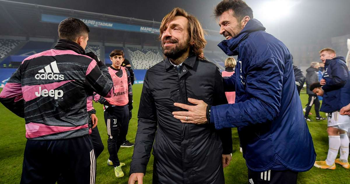 Pirlo's Supercoppa joy 'more beautiful' than as a player
