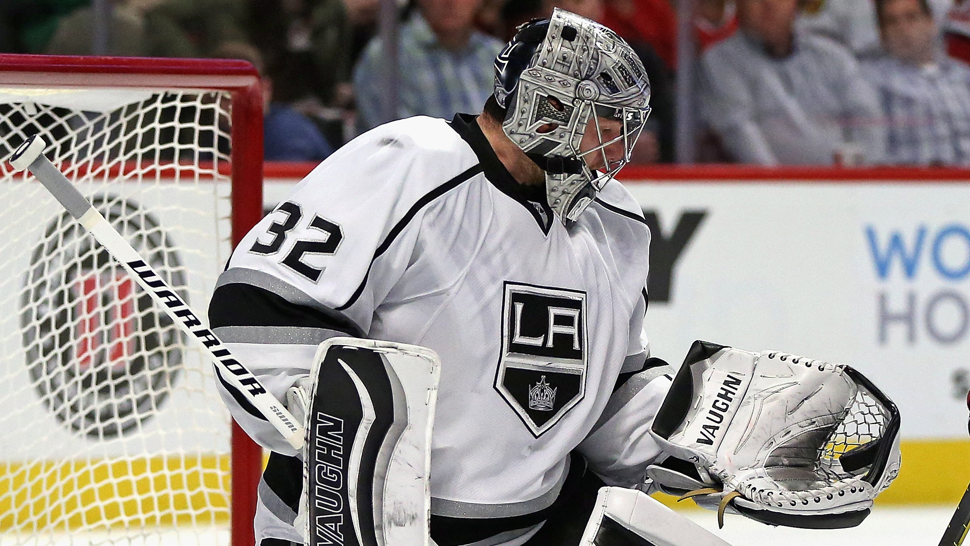 Kings Goalie Jonathan Quick Activated From Ir Sporting News