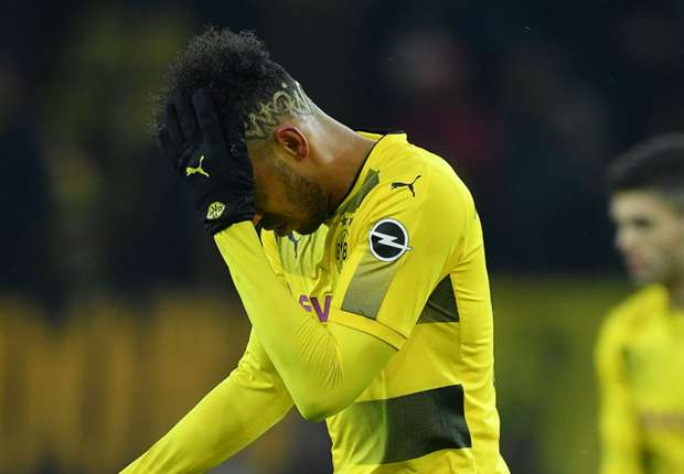 dcb25ab0a  It can t go on like this  - Zorc disillusioned by Aubameyang behaviour.