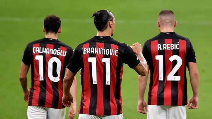 AC Milan begin Matchday 31 11 points behind leaders Inter
