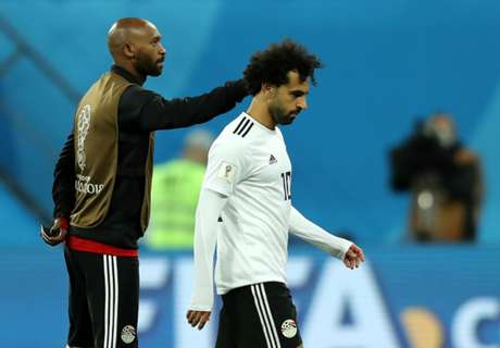 Too little, too late for clearly injured Salah
