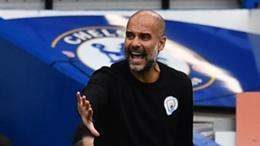 Manchester City boss Pep Guardiola got the better of Thomas Tuchel