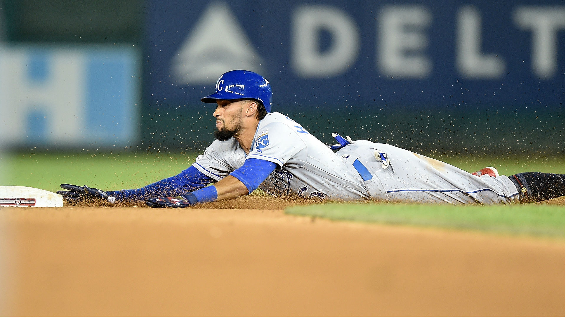 Billy Hamilton says joining Braves is 'like Christmas again'