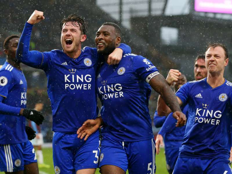 Burnley 1 Leicester City 2: Morgan snatches points despite Maguire dismissal