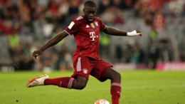 Bayern Munich defender Dayot Upamecano