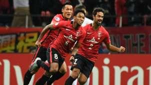 Urawa Reds - cropped