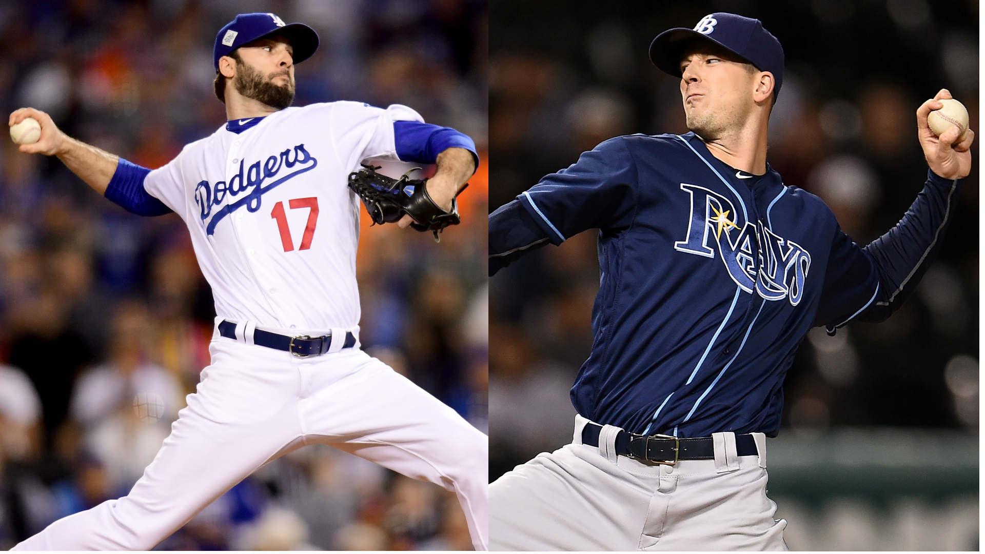 Cubs add pitchers Drew Smyly, Brandon Morrow