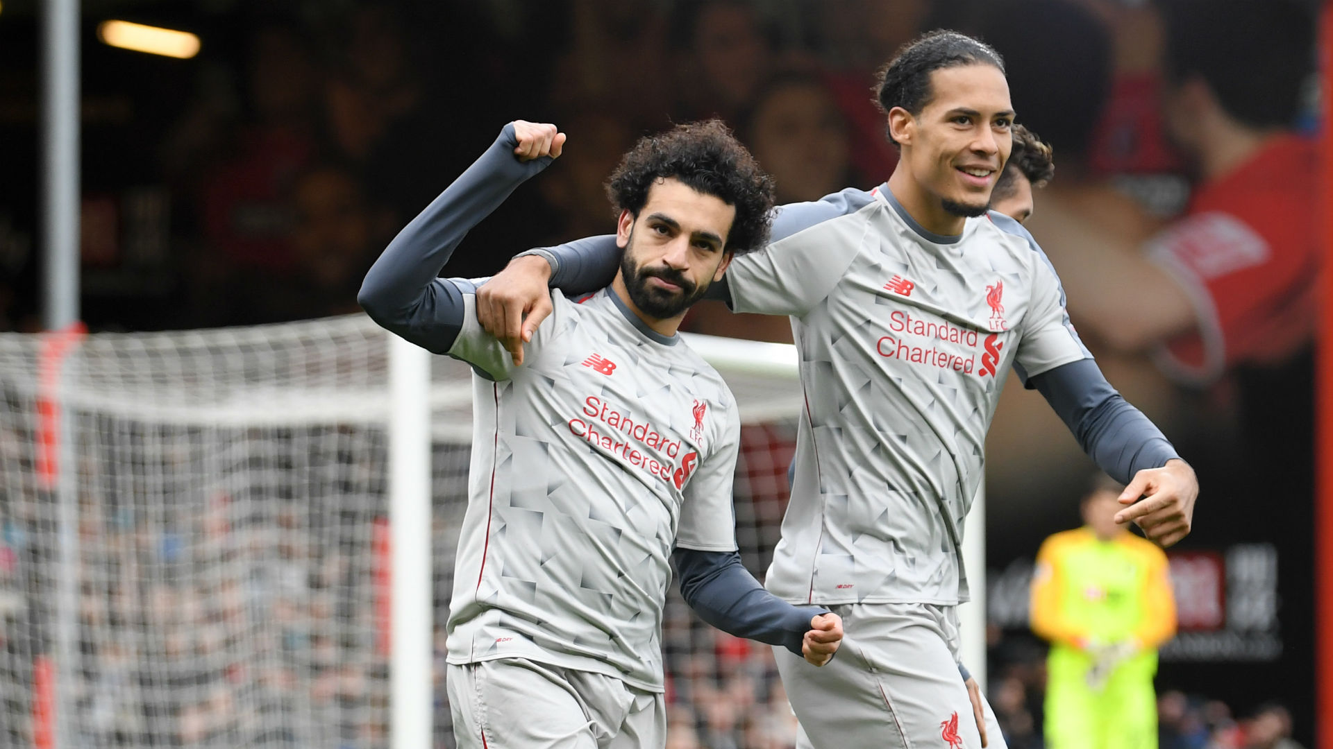 Image result for bournemouth 0-4 liverpool
