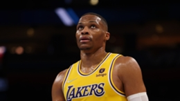 Russell Westbrook accepted blame for the Lakers' defeat