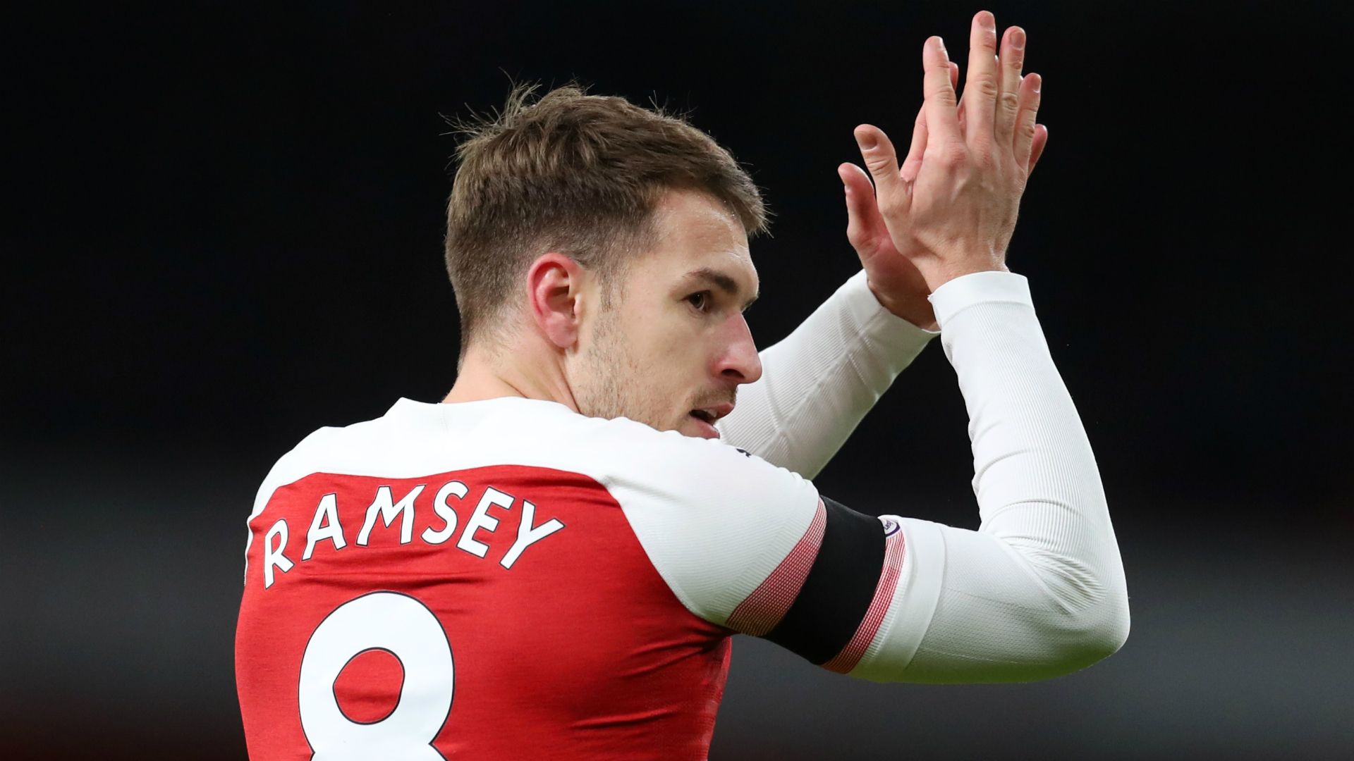 Arsenal admit they 'can't' make Aaron Ramsey mistake again