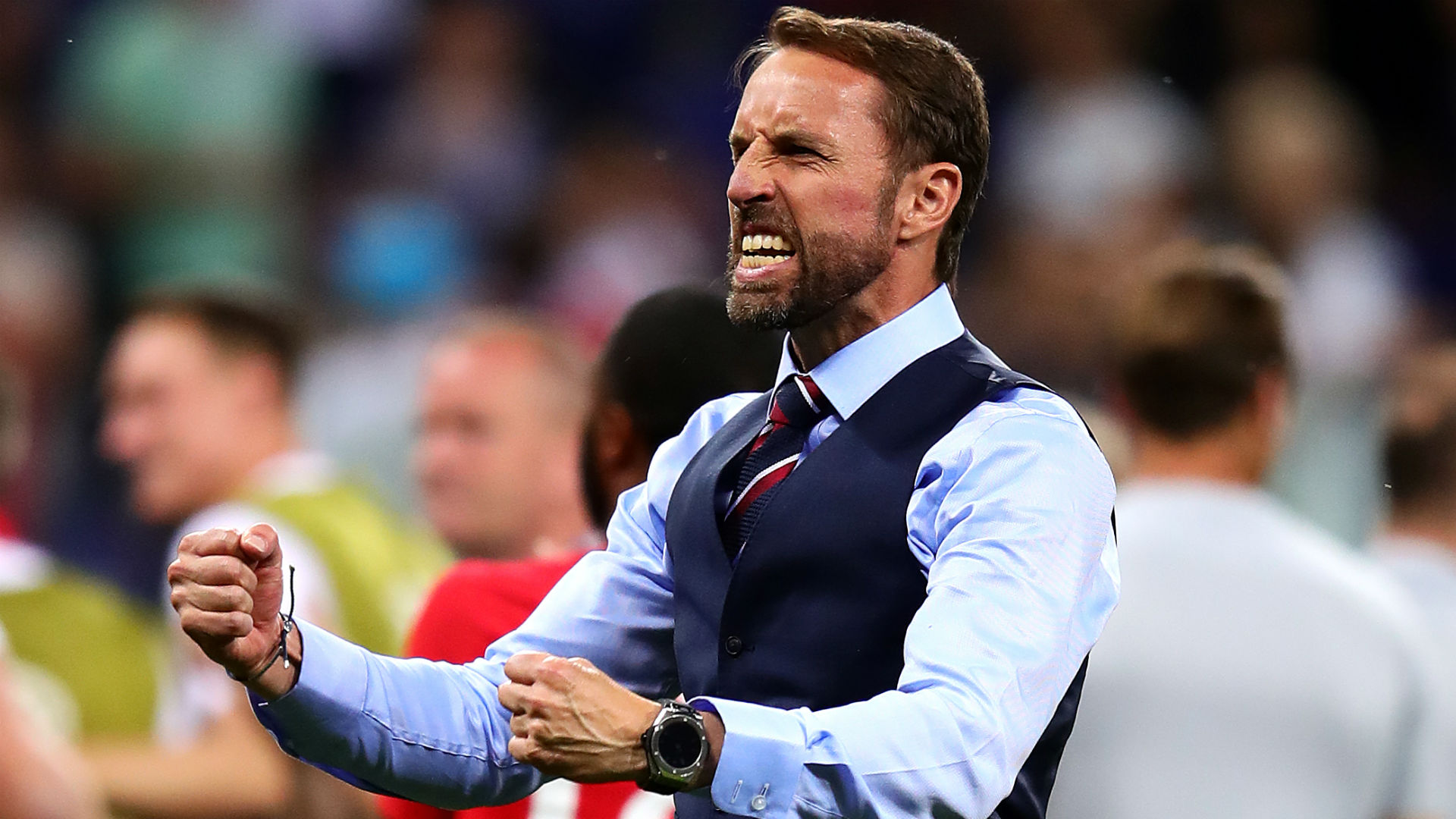 Gareth Southgate 'didn't particularly like' England performance against Panama