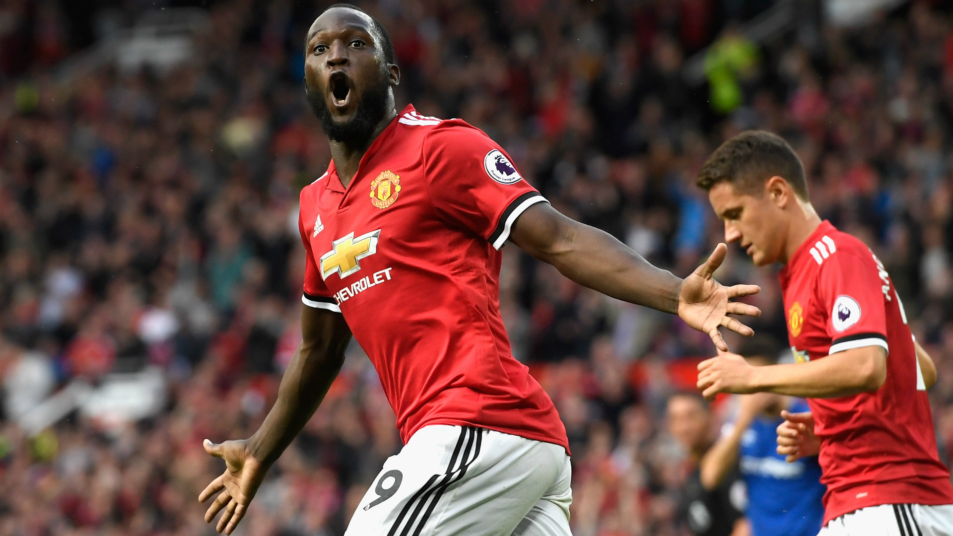 Bailly backs 'great striker' Lukaku