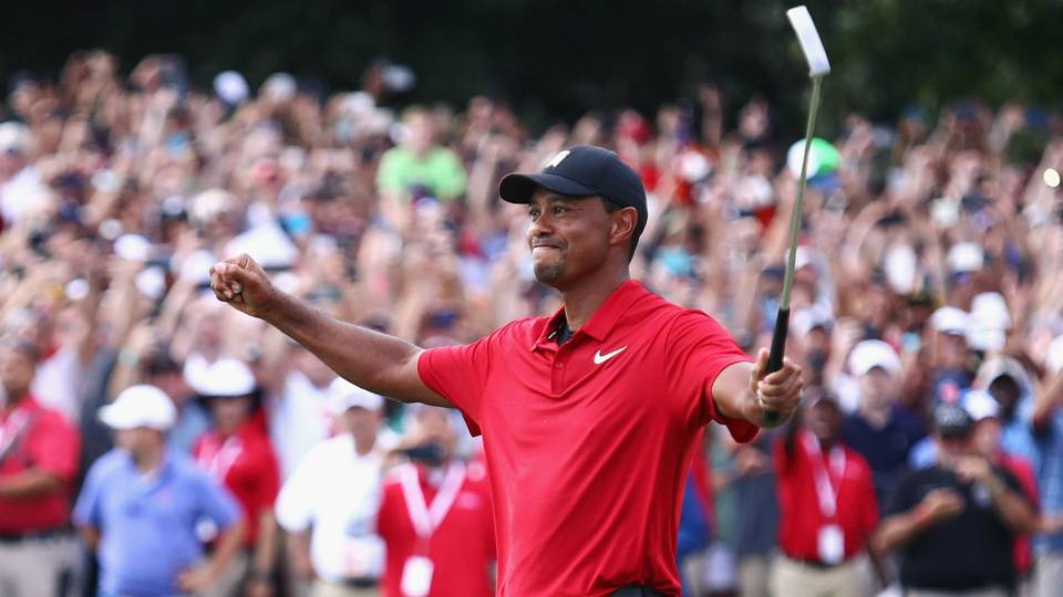 Tiger Woods targets 2019 majors: 'Expectations are much different'