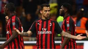 AC Milan 2 Bologna 1: Gattuso clashes with Bakayoko as Rossoneri prevail