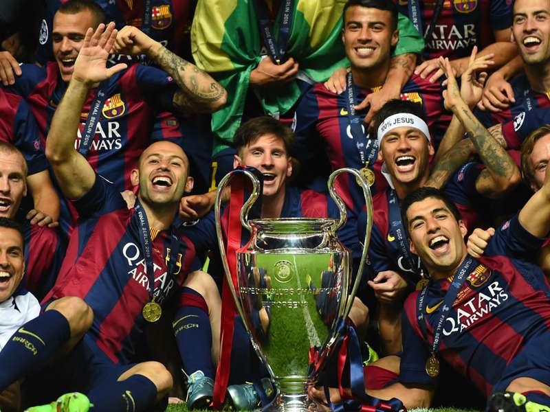Barcelona the team to beat - Mendieta