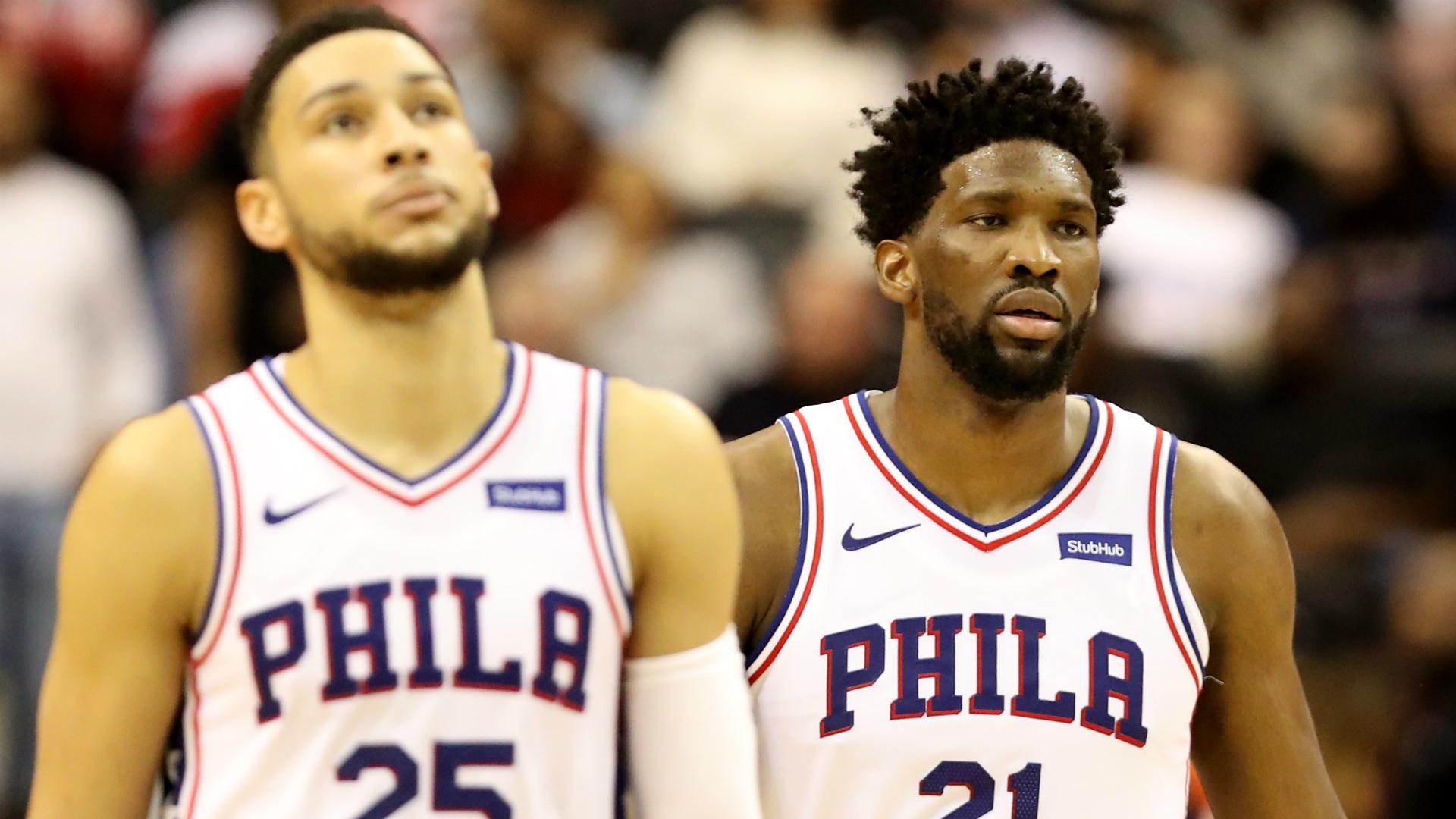 10c460310 NBA trade rumors  A LeBron James-for-Ben Simmons deal