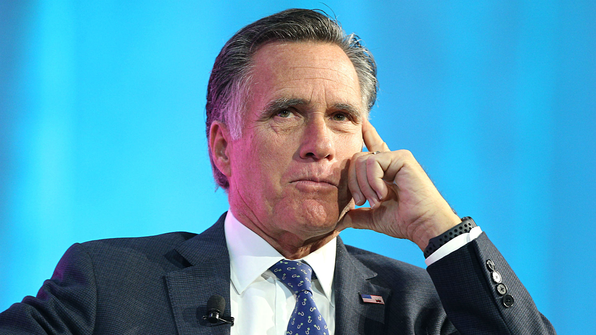 Sen. Mitt Romney warns NCAA about compensating athletes: 'We're coming for you'