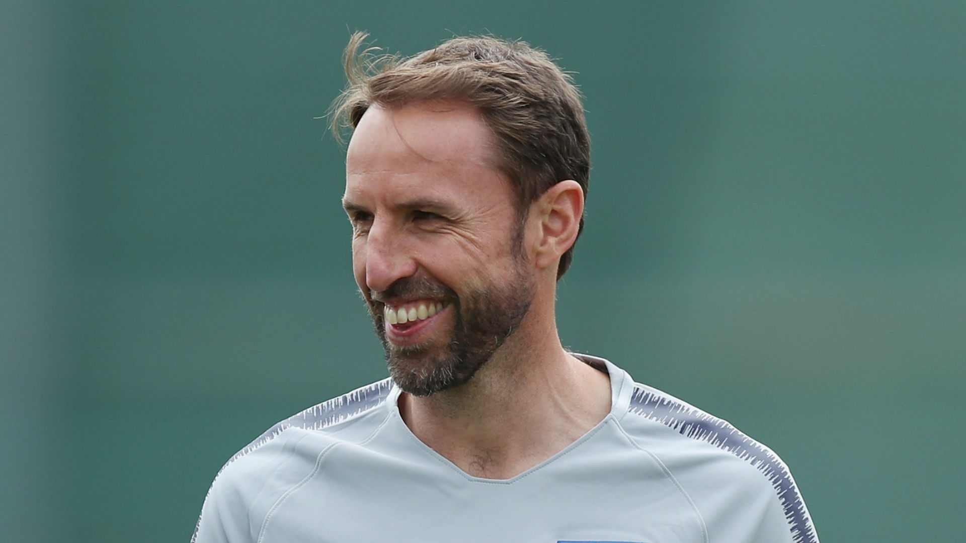Southgate dislocates shoulder while out running