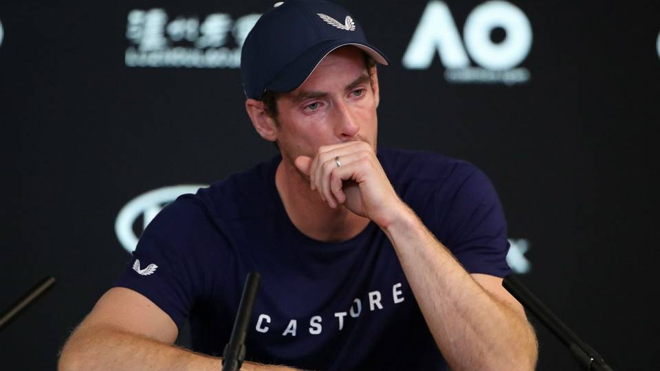 Too much pain to continue — a timeline of the debilitating hip injury ending Andy Murray's career