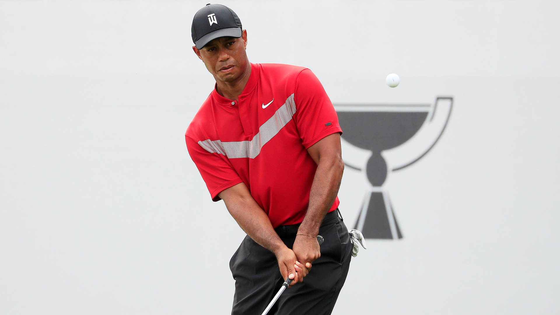 Tiger Woods not ruling out playing at Presidents Cup