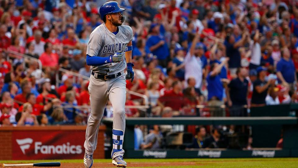 MLB wrap: Cubs take control early, cruise to win over Cardinals
