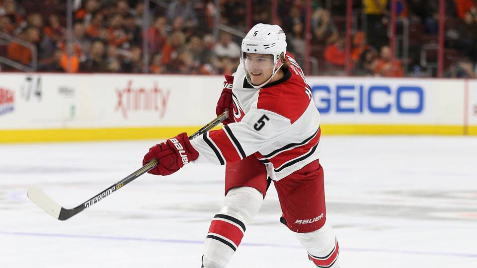 NHL free agency news: Flames sign All-Star defenseman Noah Hanifin to 6-year deal