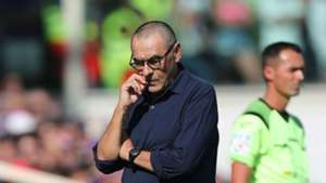 Sarri finds positives despite Juventus stalemate