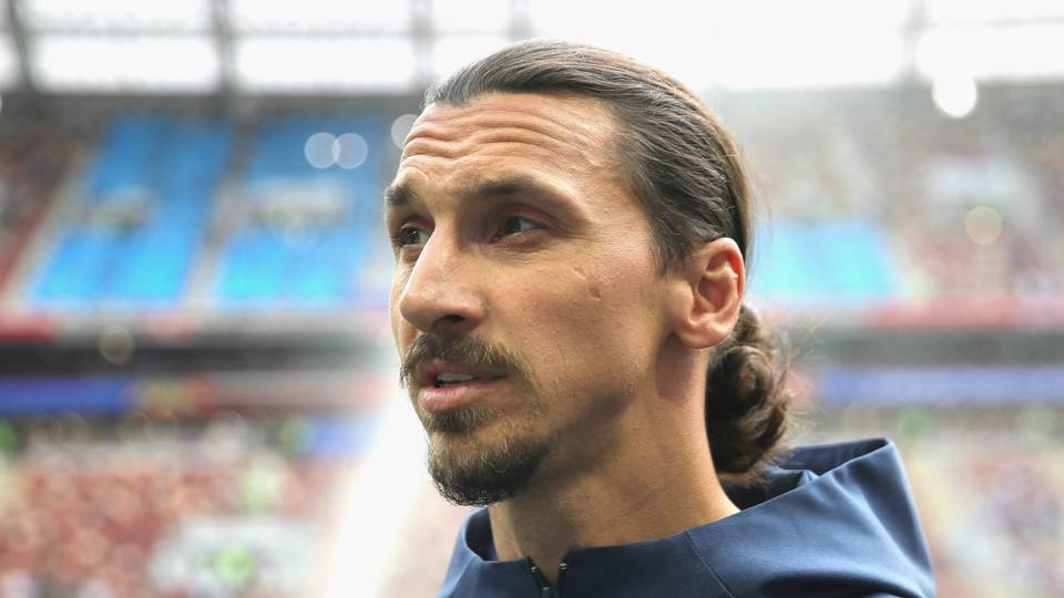 Zlatan Ibrahimovic fined by MLS over 'slap' in Galaxy-LAFC game