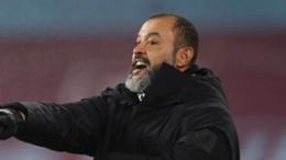 Tottenham manager Nuno Espirito Santo is yet to speak to Harry Kane about his future