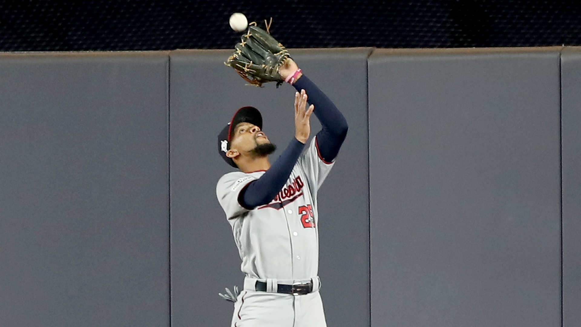 Twins CF Byron Buxton named MLB Defensive Player of the Year