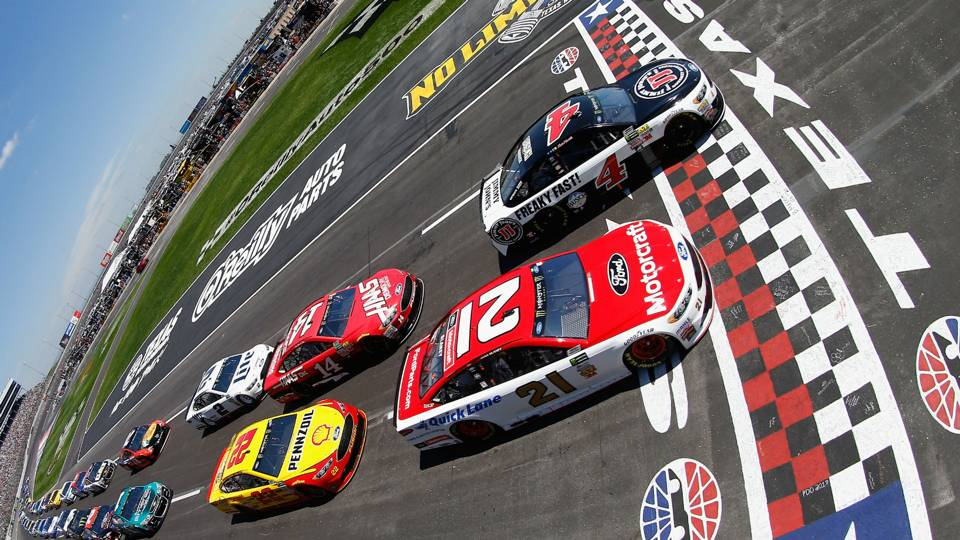NASCAR at Texas 2018: TV schedule, standings, qualifying drivers for O'Reilly Auto Parts 500