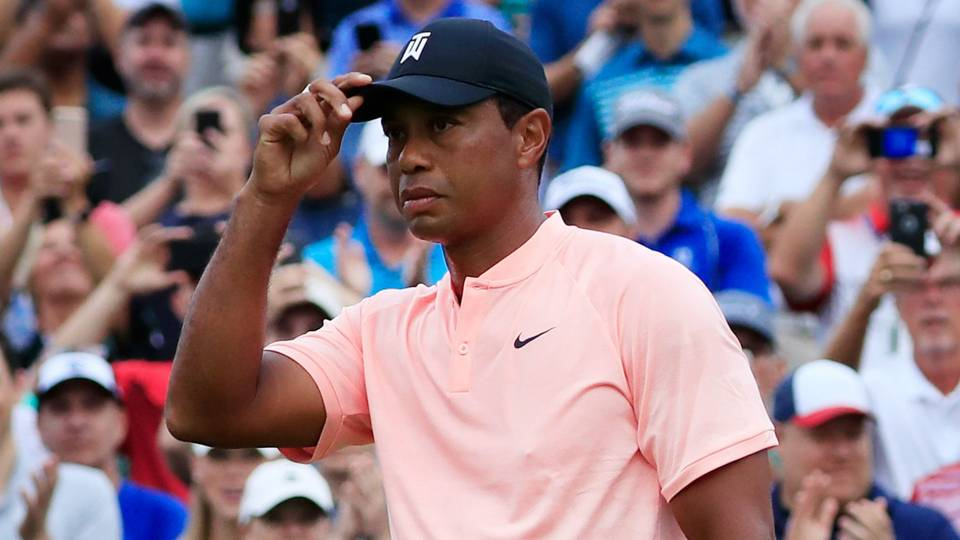 Fellow Nike athlete Tiger Woods says ad featuring Colin Kaepernick was 'a beautiful spot'