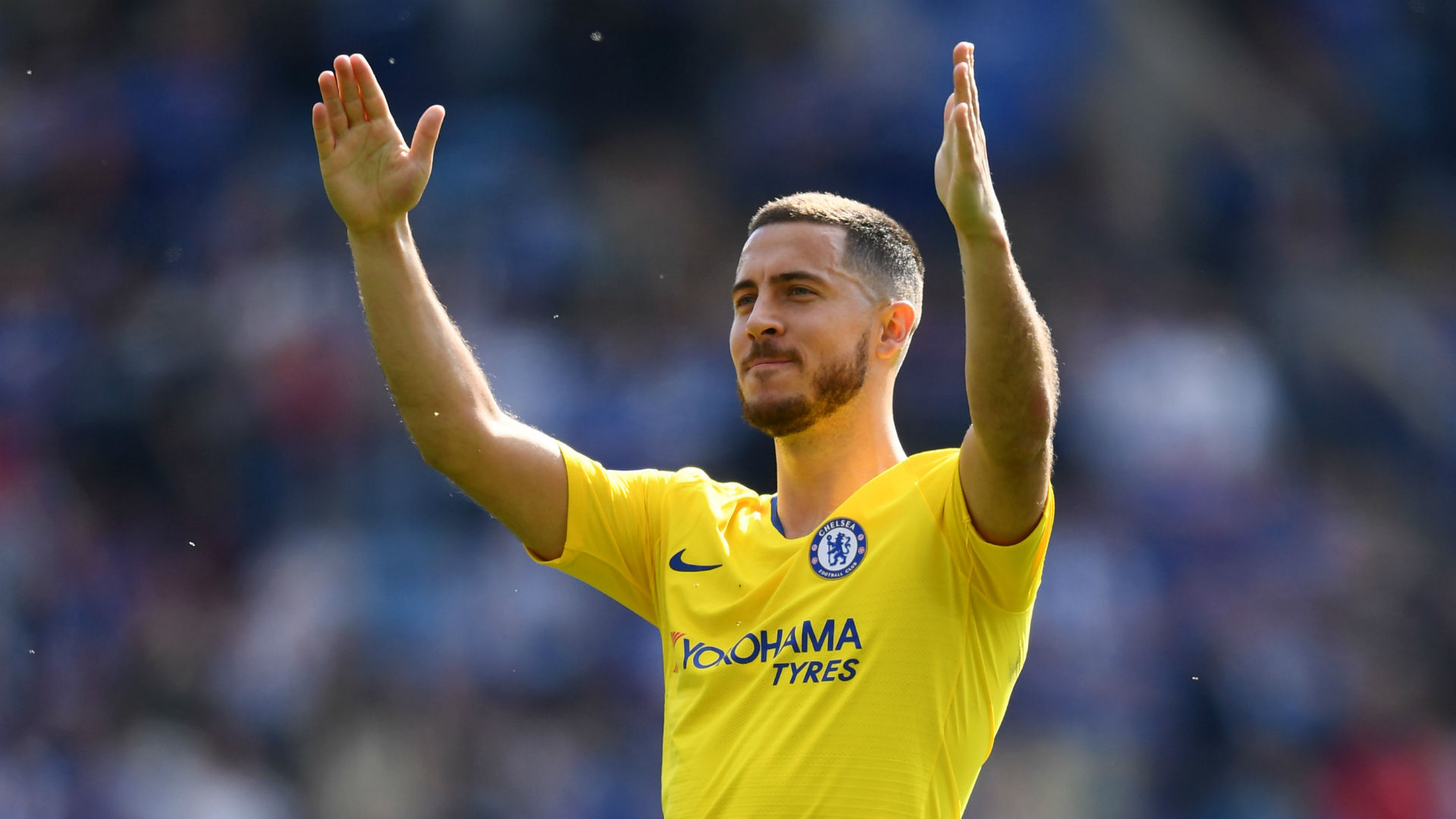 Sarri hopes Hazard will stay at Chelsea but will respect decision if he leaves
