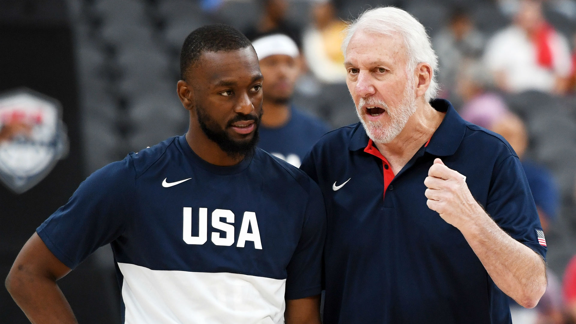 Kemba Walker on Team USA's historic exhibition loss to Australia: 'It was good for us'