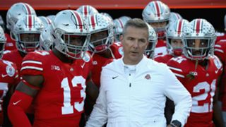 Urban Meyer's final game at Ohio State