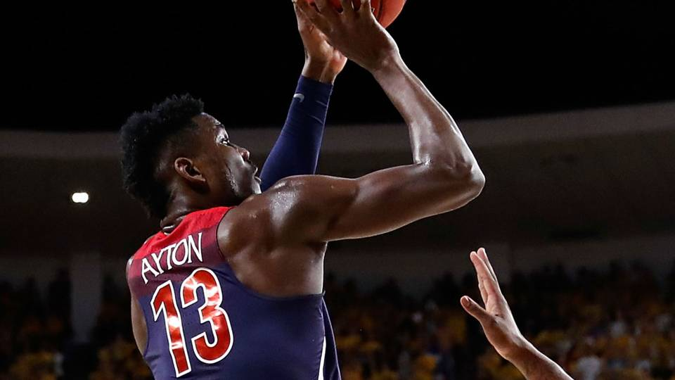 NBA Draft 2018: Deandre Ayton confident he's going No. 1 overall