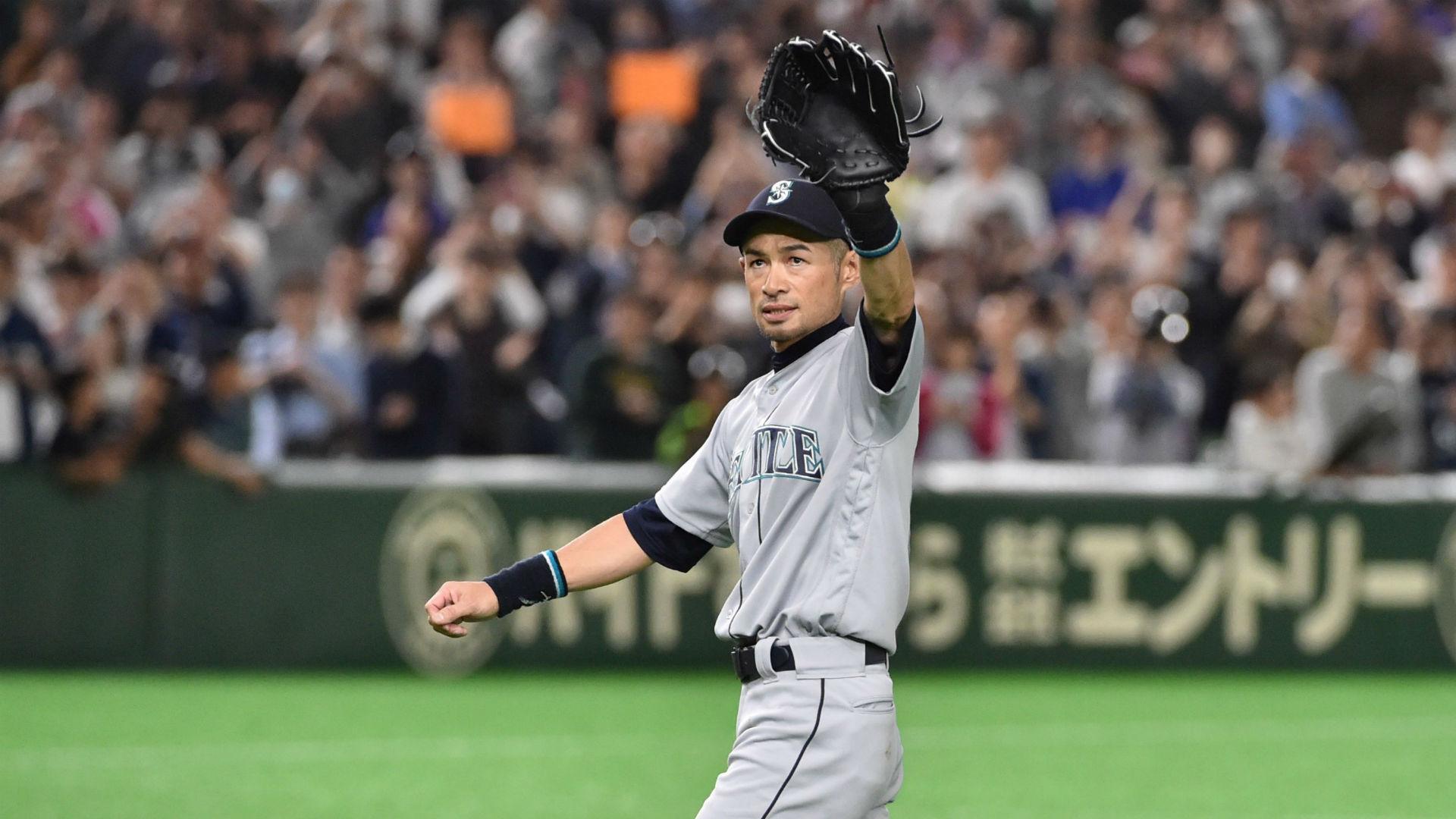 Image result for ichiro suzuki farewell