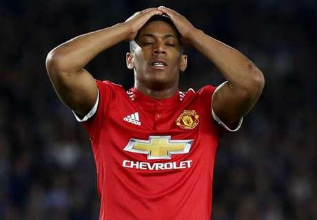 Mourinho responds to Martial exit talk