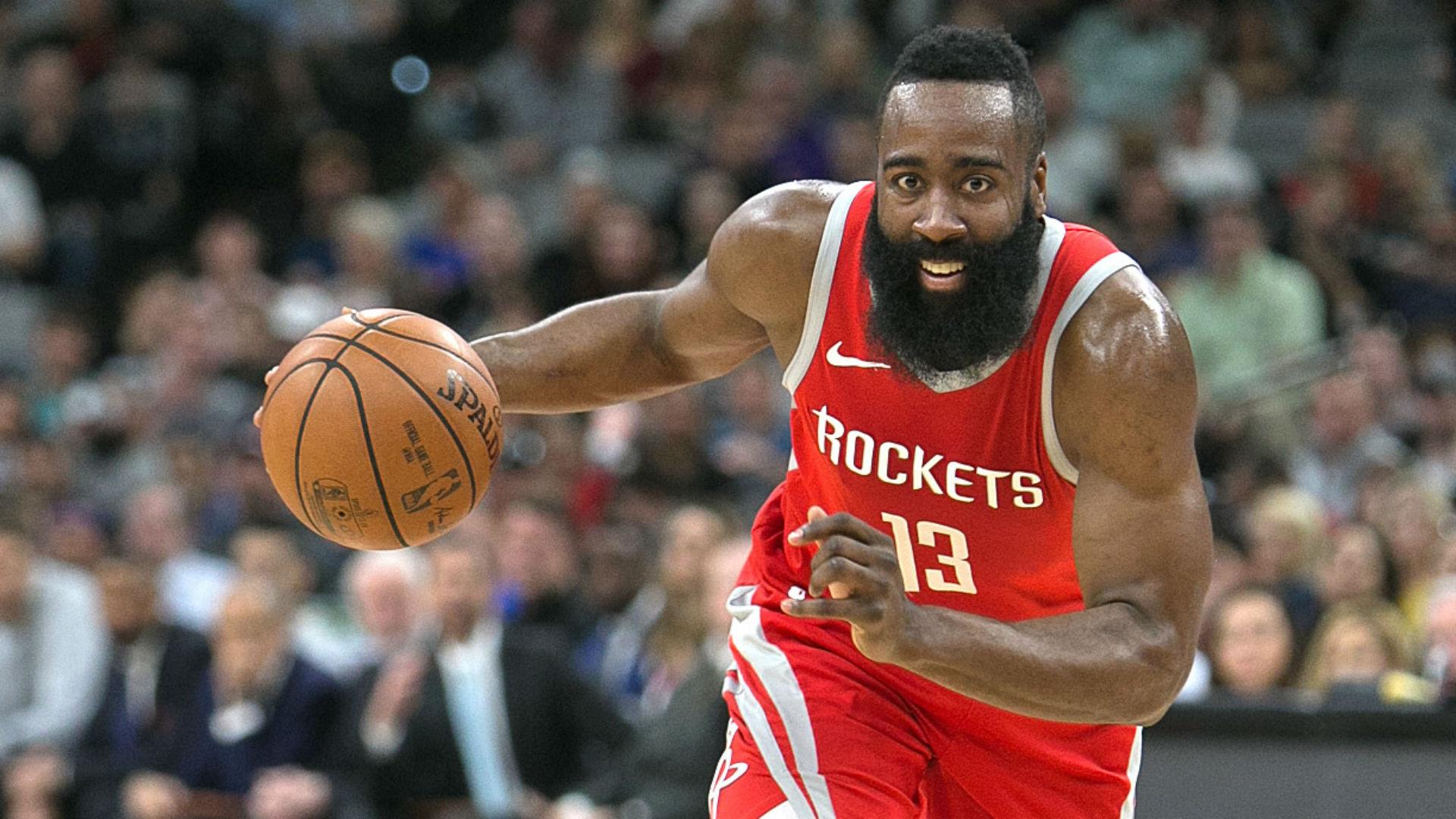 85190792288a James Harden s fellow NBA players vote him MVP
