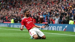 Bruno Fernendes features in FIFA 22's highest-rated XI