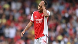 Pierre Emerick-Aubameyang could be one of several Arsenal stars to depart before the transfer window shuts next week