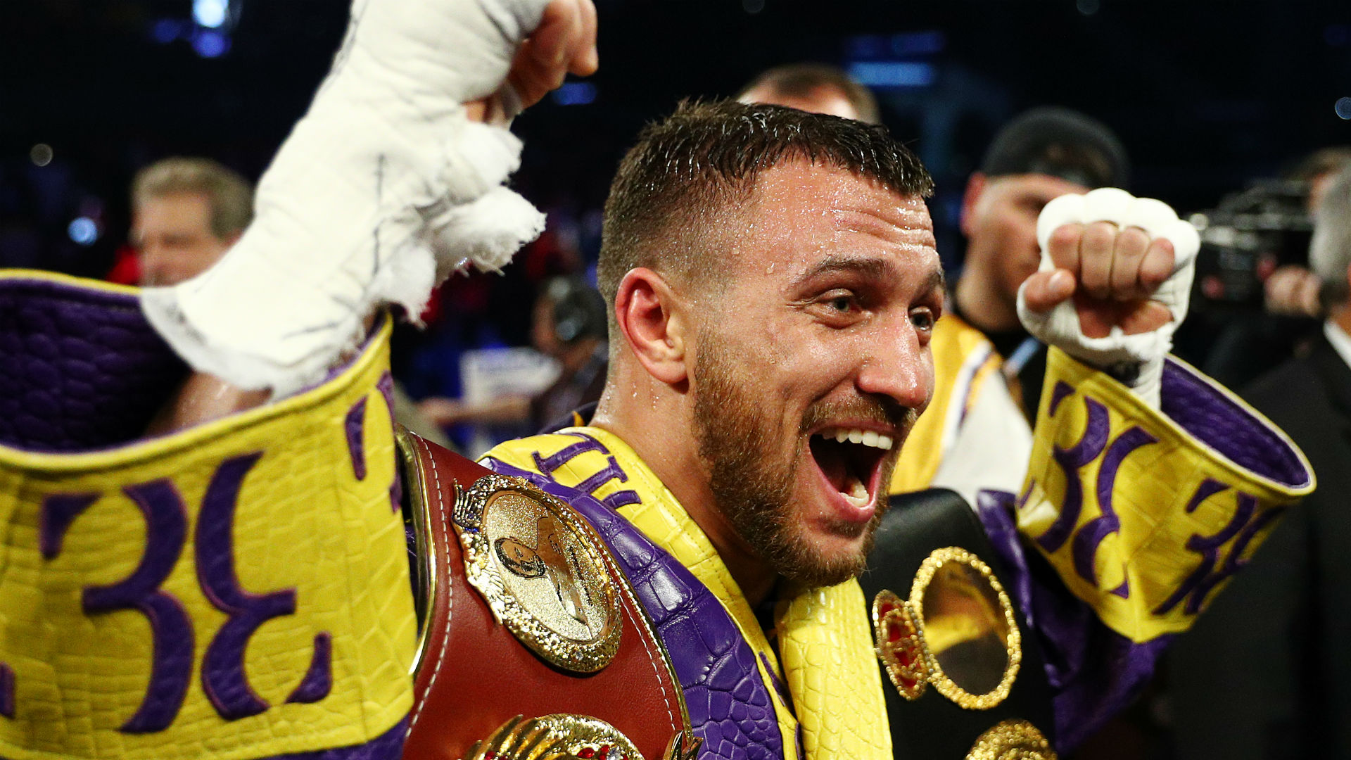 Lomachenko vs. Campbell: Crawford, Canelo and the pound-for-pound top five