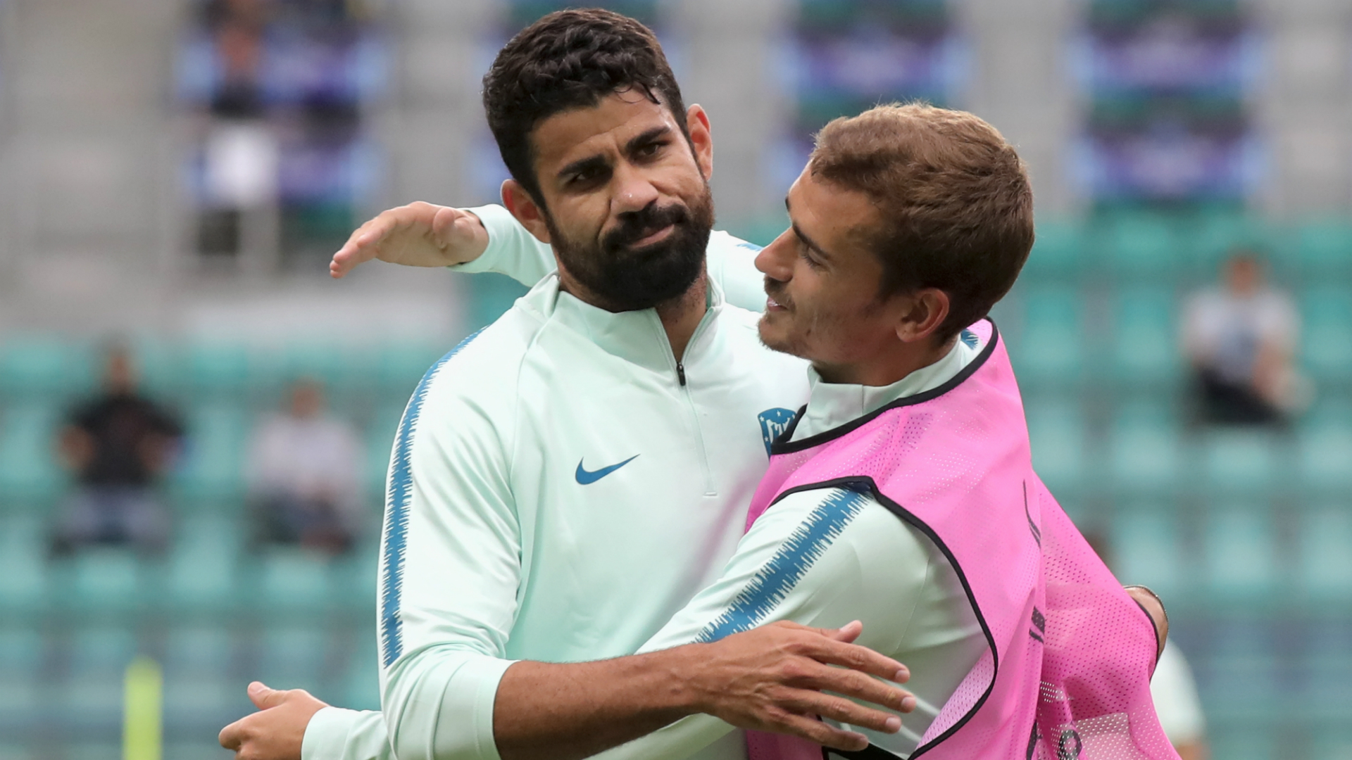Diego Costa and Antoine Griezmann- cropped