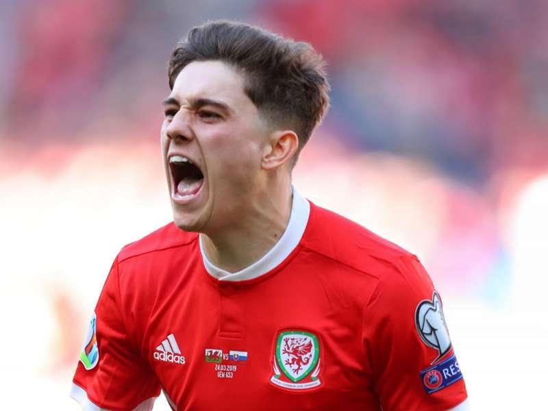 Wales 1 Slovakia 0: James hits winner as Giggs' men start brightly