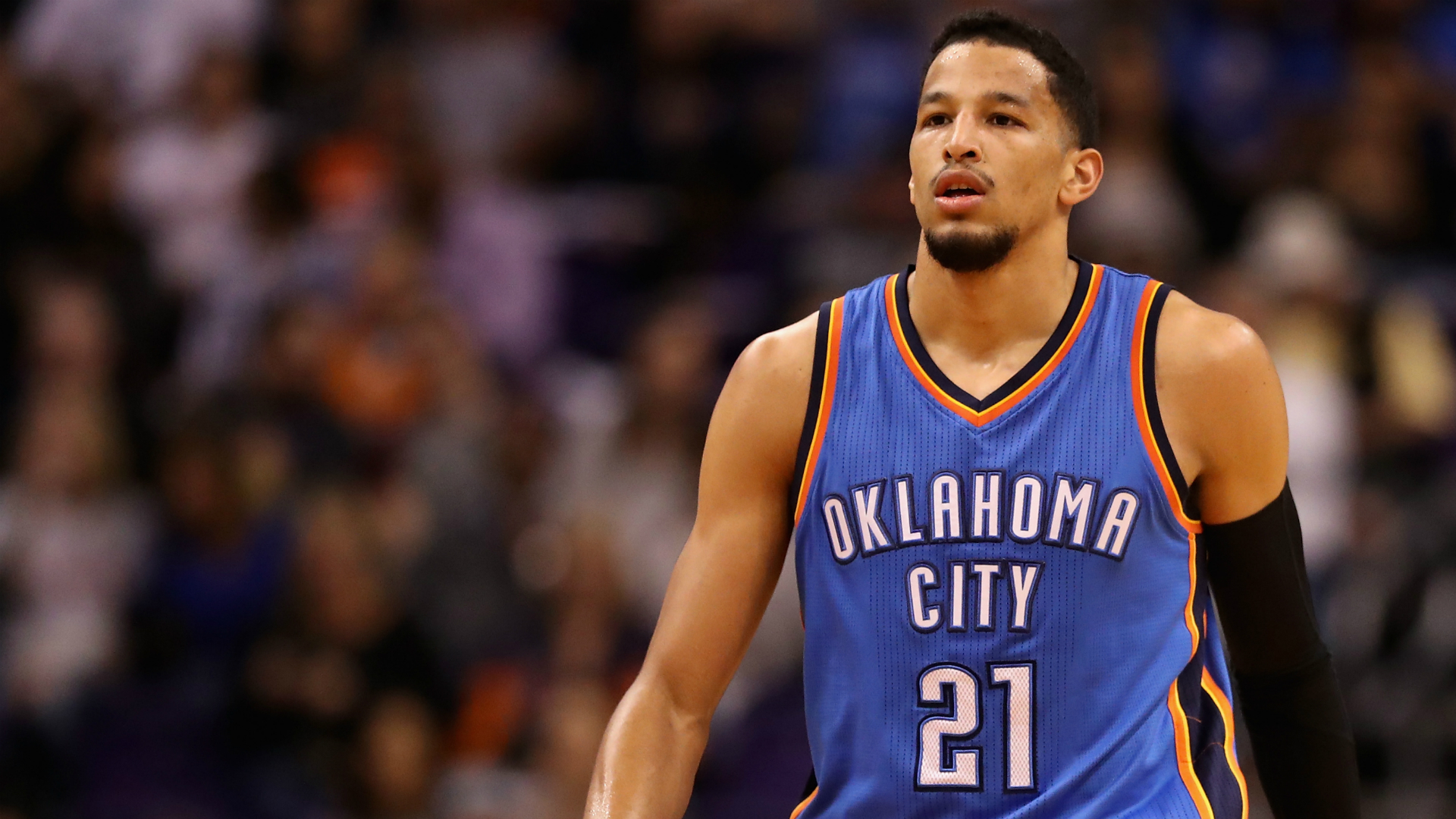 The 27-year old son of father (?) and mother(?) Andre Roberson in 2019 photo. Andre Roberson earned a  million dollar salary - leaving the net worth at  million in 2019