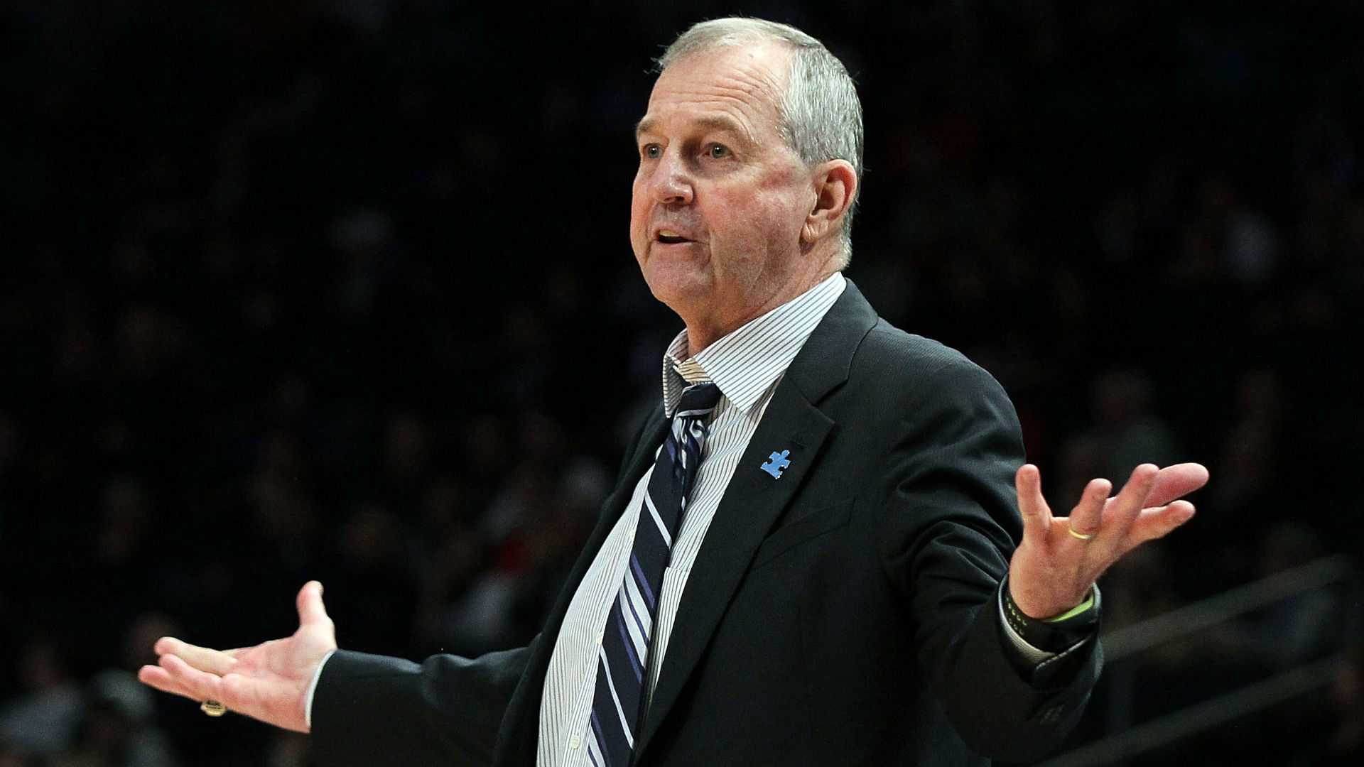 Hall of Fame coach Jim Calhoun named in sex discrimination lawsuit