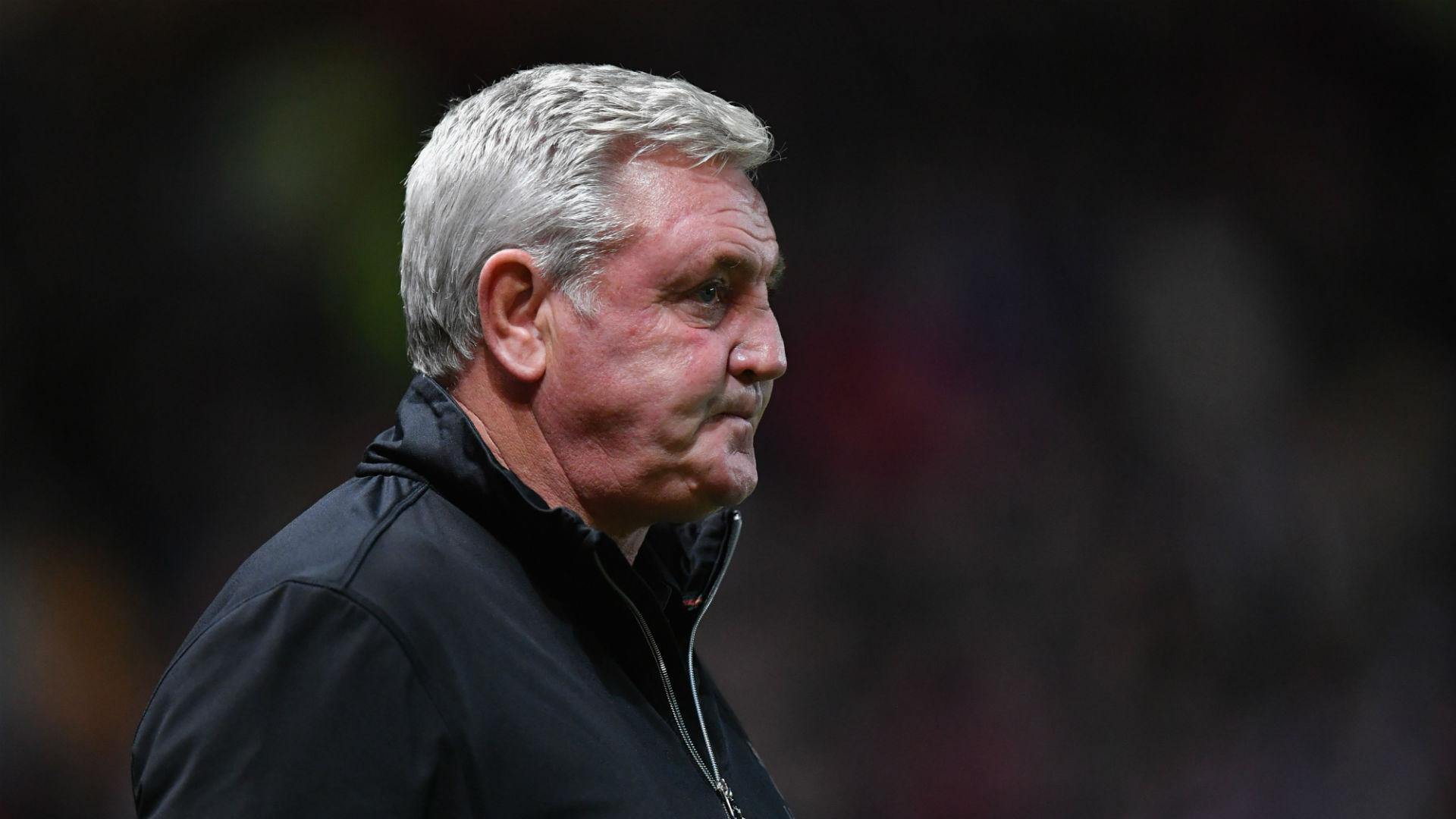 Villa sack Bruce after poor season start