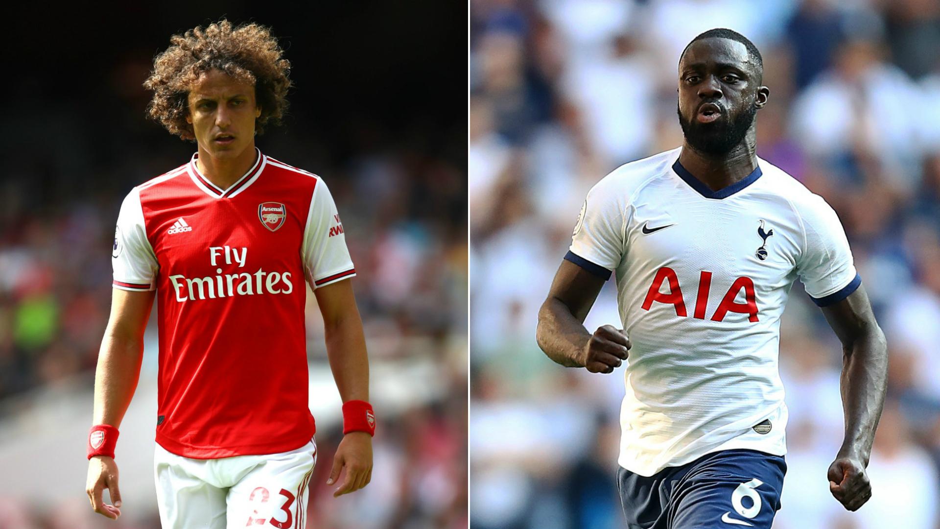 David Luiz and Davinson Sanchez - cropped